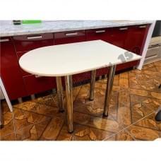 Стол обеденный радиусный 900*600