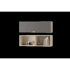 """Шкаф настенный (900) с гориз. дверкой """"Скайлайн"""""""