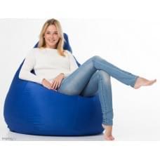 Кресло-мешок Стандарт Марта Индиго