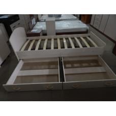"""Кровать с ящиками """"Мария 900"""""""