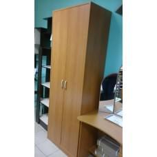 """Шкаф двухдверный """"Реал"""" со штангой"""